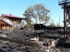 Пожар в дет. лагере в Одессе: подозрение объявлено двум лицам
