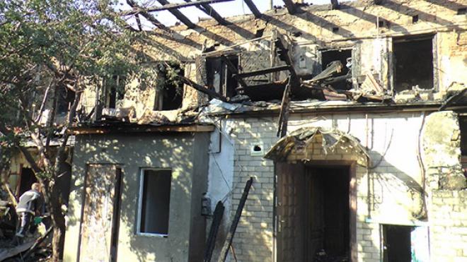 Пожар в Херсоне, в котором погибли дети, скорее всего возник из-за короткого замыкания - фото