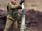 С вечера ситуация на Донбассе обострилась