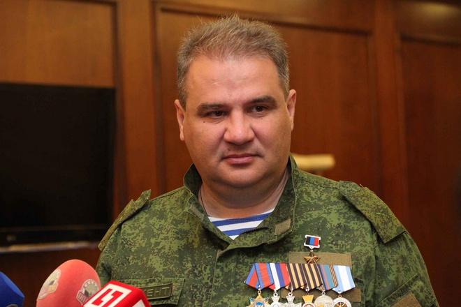 В Донецке взорвали «министра доходов и сборов» - фото