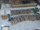В Мариуполе выявлен схрон оружия, похищенного весной 2014-го у Нацгвардии