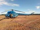 В Винницкой области погиб агроном, попав под винт вертолета