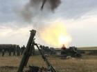 К вечеру боевики 5 раз обстреливали защитников Украины