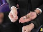 НАБУ показало видео с Розенблатом в самолете при попытке вылететь в Германию