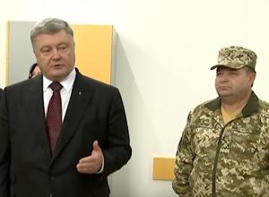 Порошенко пообещал «руки пообрубать» тем, кто в армии будет воровать - фото
