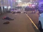 В Харькове водитель на Лексусе насмерть сбил пять человек (фото 18+)