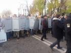 В результате драки у ВР полиция задержала 11 человек