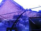 В результате обстрела Марьинки повреждены три жилых дома