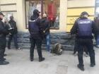 Во Львове полиция задержала десятки молодых людей, шедших громить «Автономное сопротивление»