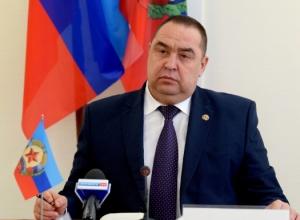 МВД: Плотницкий сбежал в Россию - фото