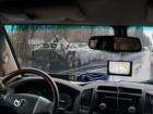 ОБСЕ показала военную технику в оккупированном Луганске