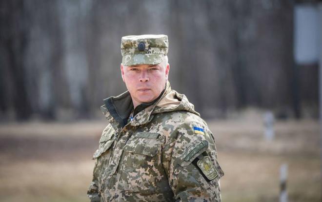 Силы АТО возглавил Герой Украины Михаил Забродский - фото