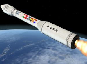 Во Франции успешно запустили в космос ракету с украинским двигателем - фото