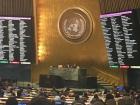 Генассамблея ООН приняла резолюцию по правам человека в оккупированном Крыму