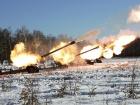 К вечеру захватчики на востоке Украины осуществили 11 обстрелов позиций сил АТО