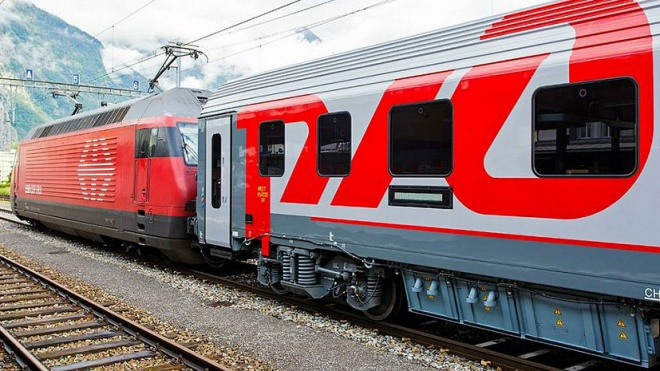Россия пустила все поезда в обход Украины - фото