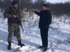 Незаконно пересекший границу и получивший обморожение россиянин попросил убежища в Украине