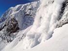 В Карпатах в лавину попали туристы из Киева