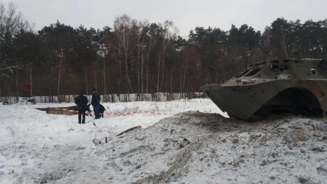 На Львовщине во время учений погиб пограничник - фото