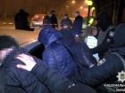 В Одессе полиция задержала трех россиян, угрожавших прохожему ножом