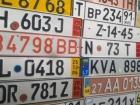 Владельцами 12,5 тыс авто на «бляхах» в Украине являются 17 жителей Польши