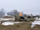 За прошедшие сутки агрессор вел обстрелы из артиллерии, тяжелых минометов, есть потери