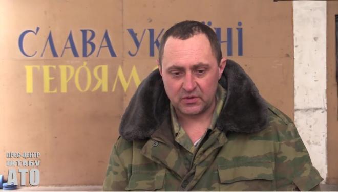 На Луганщине задержан боевик: пытался пройти вглубь между постами - фото