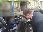 Обнародовано видео задержания чиновника СБУ на взятке