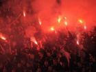 Во Львове футбольные фанаты из Киева избили водителя маршрутки