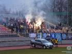 Во время футбольного матча в Мариуполе произошли столкновения, есть пострадавшие