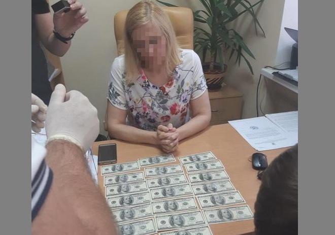 На взятке разоблачили судью Окружного админсуда Киева Власенкову - фото
