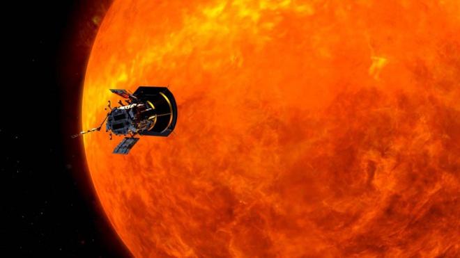 NASA собирается запустить космический аппарат к Солнцу - фото