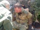 Украинские военные в ходе рейда задержали боевика