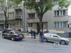 Во Львове участник ДТП ударил ножом патрульную полицейскую