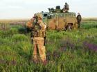 Защитники отбили ДРГ противника от Пивденного