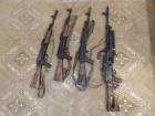 Защитники взяли в плен трех боевиков (фото)
