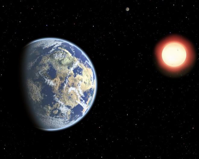 Ближайшая к нам экзопланета может быть пригодной для жизни - фото