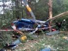 На Трухановом острове разбился вертолет, дополнено