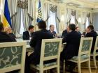 Порошенко внес законопроект об установлении в ВСУ нового приветствия