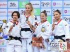 Украинка Билодид стала самой молодой чемпионкой мира в истории дзюдо