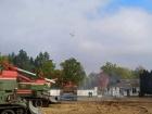 ГСЧС: пожар на 6 арсенале ликвидирован