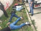 На Хмельнитчине полиция задержала 30 рейдеров