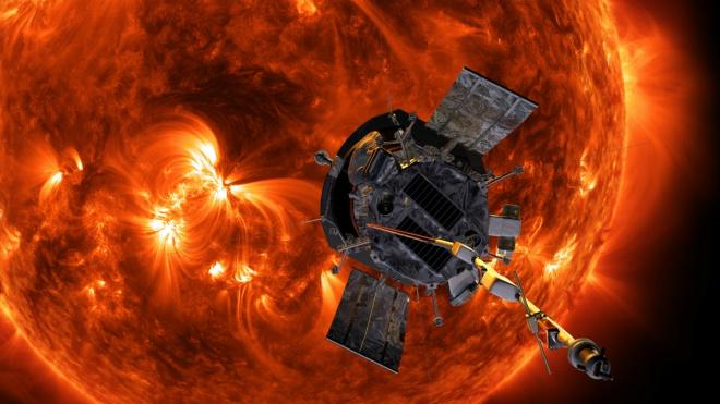 Побит рекорд приближения к солнцу объектом, созданным человеком - фото
