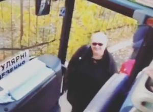 Поплавская в веселом настроении садилась в роковой автобус - появилось видео - фото