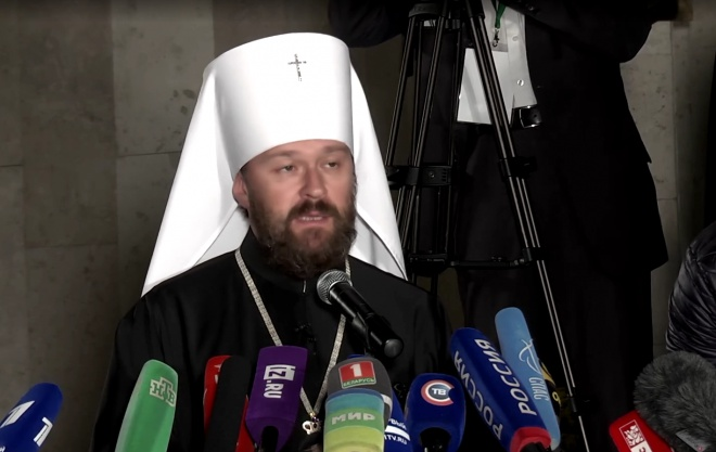 РПЦ пошла в раскол со Вселенской церковью - фото
