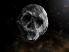 У Земли вновь пролетит астероид-череп