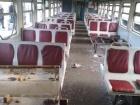 Установлены личности вандалов, разбившие вагон электрички на Киевщине