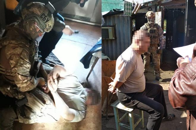 В Дружковке задержан экс-главарь одного из подразделений террористов - фото