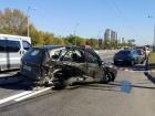 В полиции детальнее рассказали о версии ужасного ДТП на Шухевича