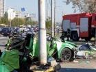 Водитель, 13 октября совершивший жуткое ДТП у Скаймола, арестован